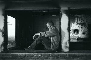 black-and-white-depression