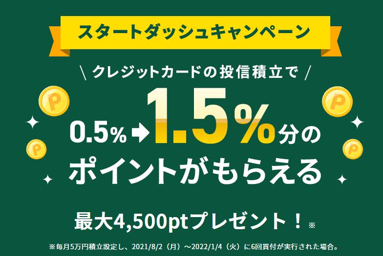 1.5%キャンペーン